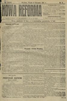 Nowa Reforma. 1914, nr4