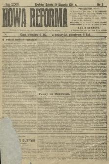 Nowa Reforma. 1914, nr5
