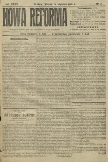 Nowa Reforma. 1914, nr7