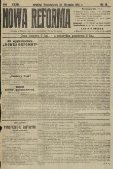 Nowa Reforma. 1914, nr18