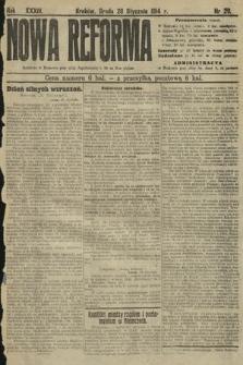 Nowa Reforma. 1914, nr20