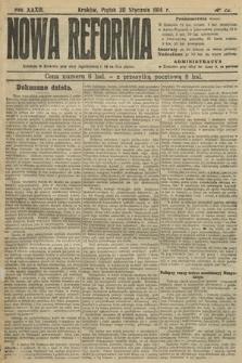 Nowa Reforma. 1914, nr22