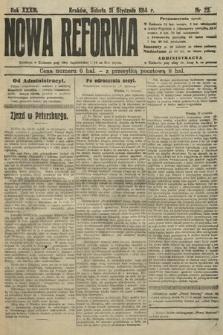Nowa Reforma. 1914, nr23
