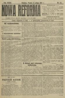 Nowa Reforma. 1914, nr27