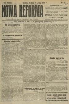 Nowa Reforma. 1914, nr28