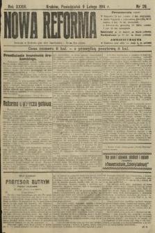 Nowa Reforma. 1914, nr29