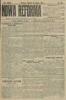 Nowa Reforma. 1914, nr30
