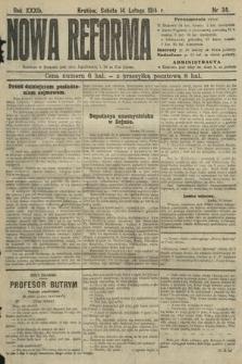 Nowa Reforma. 1914, nr34