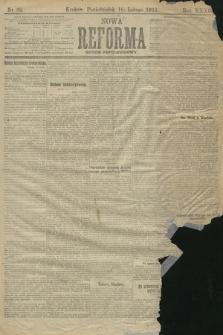 Nowa Reforma (wydanie popołudniowe). 1914, nr36