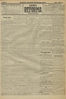 Nowa Reforma (wydanie poranne). 1914, nr41