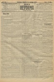 Nowa Reforma (wydanie poranne). 1914, nr49