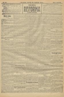Nowa Reforma (wydanie poranne). 1914, nr51