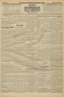 Nowa Reforma (wydanie poranne). 1914, nr53