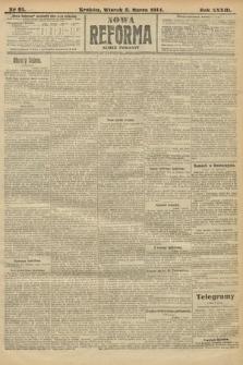 Nowa Reforma (wydanie poranne). 1914, nr61