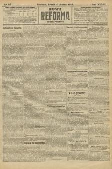 Nowa Reforma (wydanie poranne). 1914, nr63