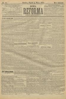 Nowa Reforma (wydanie popołudniowe). 1914, nr68