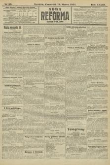 Nowa Reforma (wydanie poranne). 1914, nr89