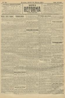 Nowa Reforma (wydanie poranne). 1914, nr99