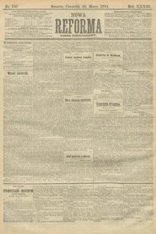 Nowa Reforma (wydanie popołudniowe). 1914, nr100