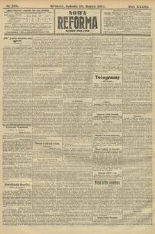 Nowa Reforma (wydanie poranne). 1914, nr103