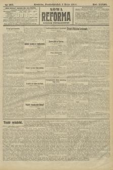Nowa Reforma (wydanie popołudniowe). 1914, nr163