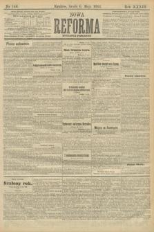 Nowa Reforma (wydanie poranne). 1914, nr166