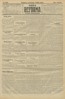 Nowa Reforma (wydanie popołudniowe). 1914, nr169