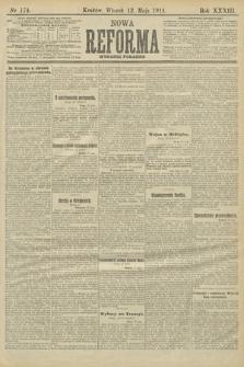 Nowa Reforma (wydanie poranne). 1914, nr174