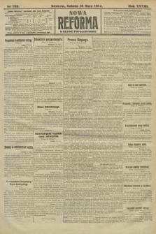 Nowa Reforma (wydanie popołudniowe). 1914, nr183