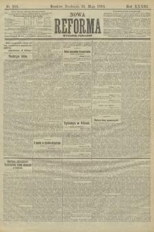 Nowa Reforma (wydanie poranne). 1914, nr206