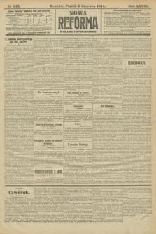 Nowa Reforma (wydanie popołudniowe). 1914, nr213
