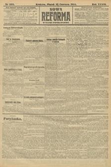 Nowa Reforma (wydanie popołudniowe). 1914, nr223