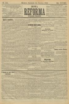 Nowa Reforma (wydanie poranne). 1914, nr226