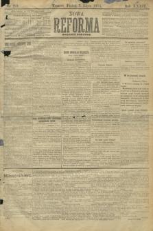 Nowa Reforma (wydanie poranne). 1914, nr259