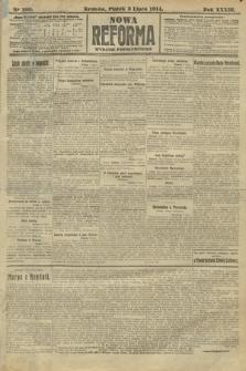 Nowa Reforma (wydanie popołudniowe). 1914, nr260