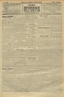 Nowa Reforma (wydanie popołudniowe). 1914, nr262