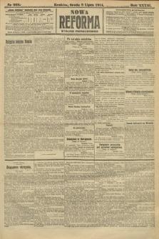 Nowa Reforma (wydanie popołudniowe). 1914, nr268