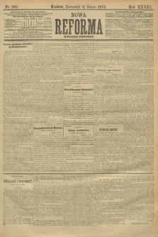 Nowa Reforma (wydanie poranne). 1914, nr269