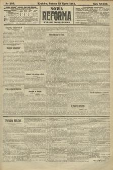 Nowa Reforma (wydanie popołudniowe). 1914, nr286