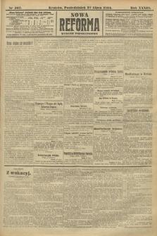 Nowa Reforma (wydanie popołudniowe). 1914, nr302