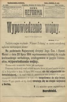 Nowa Reforma (wydanie popołudniowe). 1914, nr305