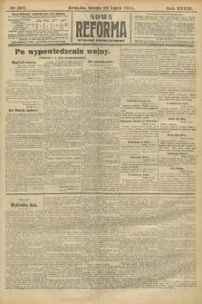 Nowa Reforma (wydanie popołudniowe). 1914, nr307