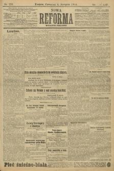 Nowa Reforma (wydanie poranne). 1914, nr326