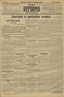 Nowa Reforma (wydanie wieczorne). 1914, nr331