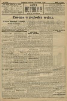 Nowa Reforma (wydanie wieczorne). 1914, nr334