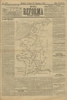 Nowa Reforma (wydanie poranne). 1914, nr359