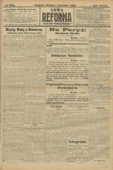 Nowa Reforma (wydanie popołudniowe). 1914, nr386
