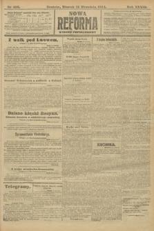 Nowa Reforma (wydanie popołudniowe). 1914, nr403