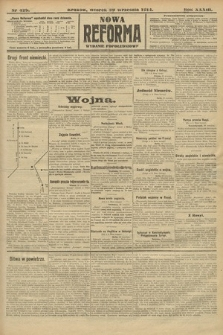 Nowa Reforma (wydanie popołudniowe). 1914, nr429