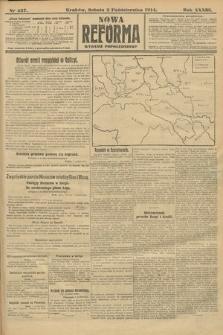 Nowa Reforma (wydanie popołudniowe). 1914, nr437